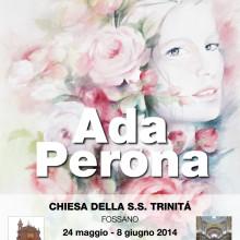 24/05/14 – 08/06/14 Personale di Ada Perona – Chiesa dei Battuti Rossi, Fossano (CN)